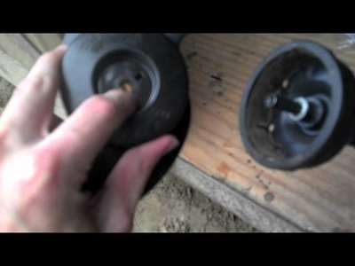 How to Make a WeedWacker OutBoard Motor