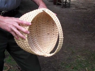 How to Make a Wooden Basket Como Hacer una Canasta de Madera Butterfly Basket