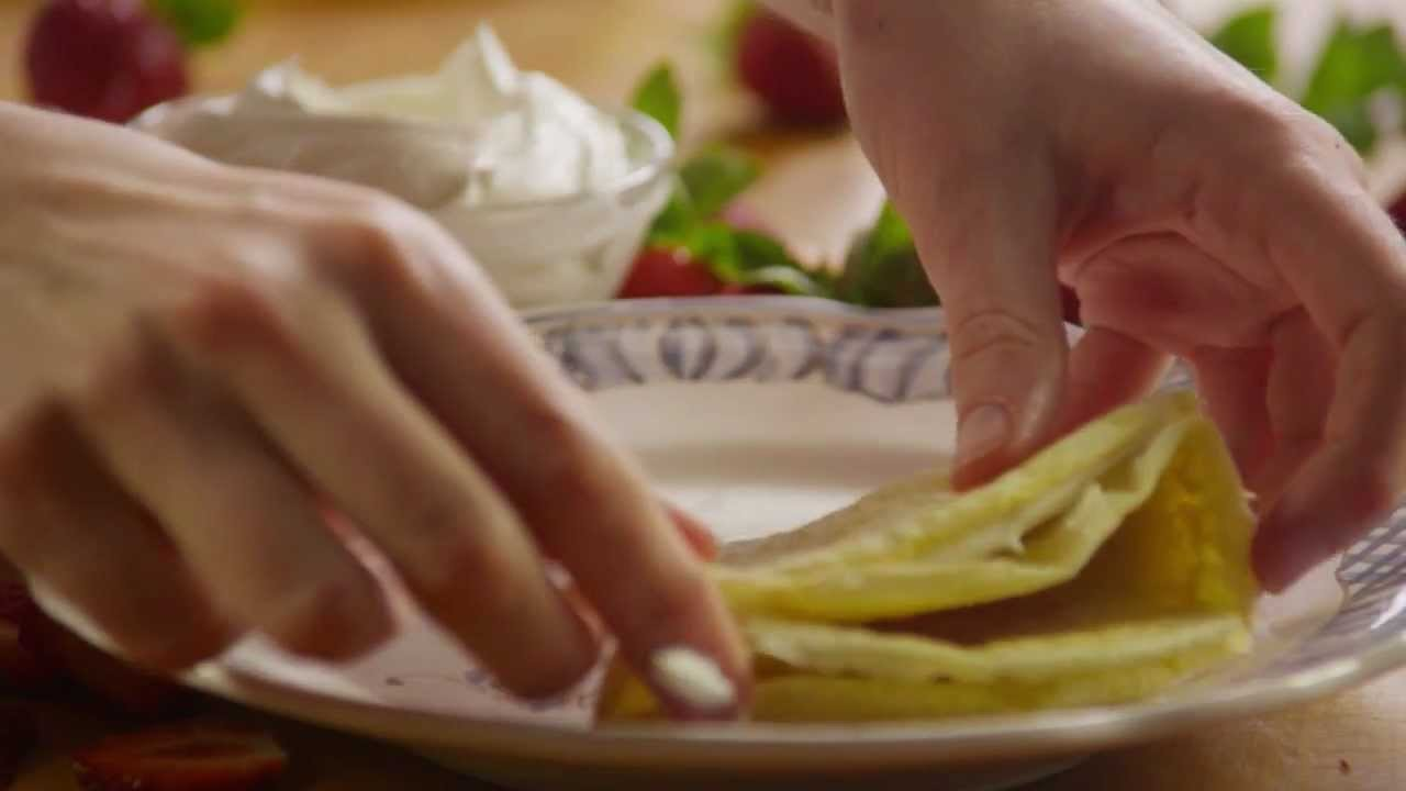 How to Make Basic Crepes