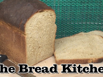 How to Make Hovis Wheatgerm Bread (Old-Style) - The Bread Kitchen