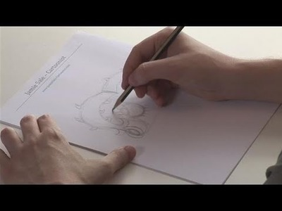How To Make Your Own Betty Boop Drawing