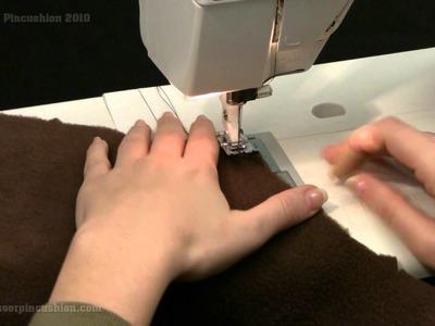 How To Sew A Stay Stitch