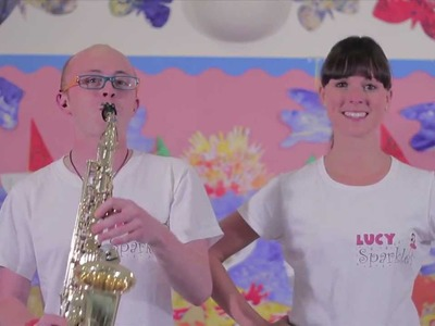 Introduction to the saxophone for early years children