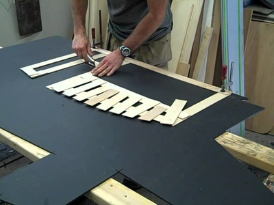 Making a Curved Template