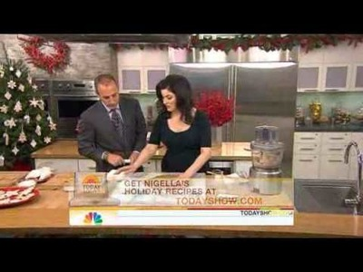 Nigella Lawson - Edible Christmas Tree Decoration