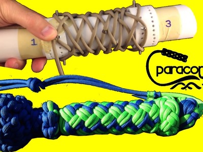 Paracordist How to Tie the Long Turks Head Knot - for DUMMIES