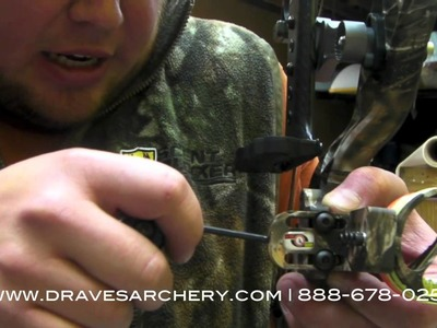 Shooting & Paper Tuning the NEW 2012 Mathews Heli-m at Draves Archery | Part II