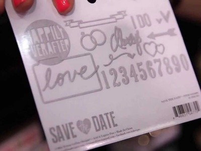 Teresa Collins   Save the Date Collection