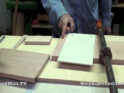 15 How To Build A Bed • Cutting Side Rails To Length