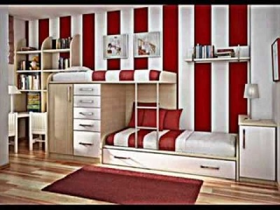 Fantastic Teenage Girl's Bedroom Ideas