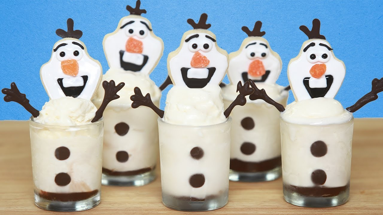 FROZEN TREATS - NERDY NUMMIES