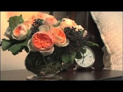 How to Arrange Flowers in Style | Pottery Barn