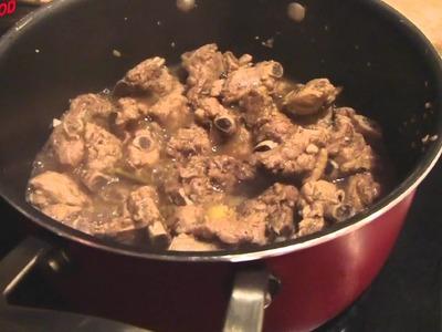 How To Cook Pork Adobo Recipe, Filipino Food, BenjiManTV