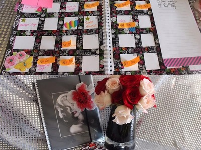 HOW TO DECORATE YOUR PLANNER WITH DOLLAR TREE!!!!