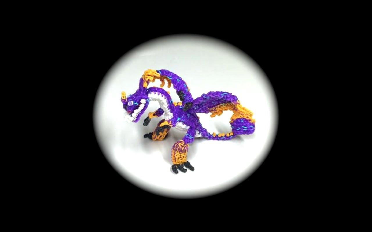 How to Loom Your Dragon (Part 2.2 Hobblegrunt Adult)