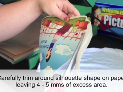 How to make a T-Shirt with Lightwear Heat Transfer Paper