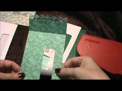 How to make a Window Envelope Pocket