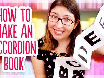 How to Make an Accordion Book | Bookbinding Tutorial by @karenkavett