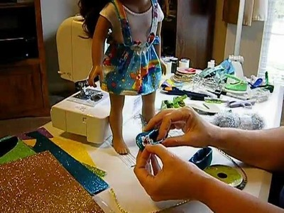 How to Make Doll Shoes with Silly Winks