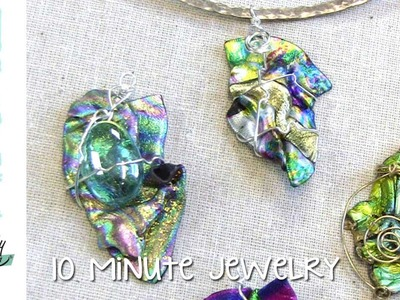 How to make Friendly Plastic Jewelry - Friendly Plastic TV