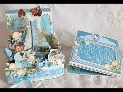 How to make the Precious Memories Photo box album