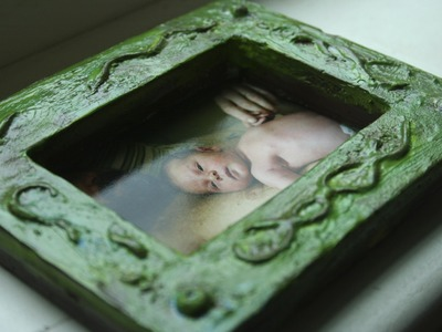 How to Mold and Cast Your Own Picture Frame