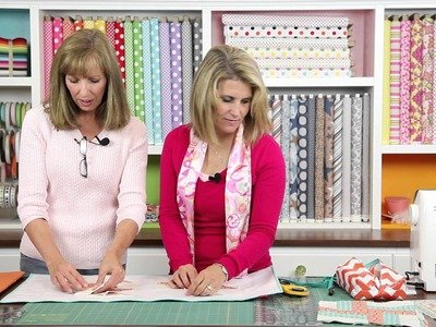 How-to-Quilt Series: Triangle quilting blocks by Deonn (3 of 9)