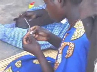 Making the Necklaces
