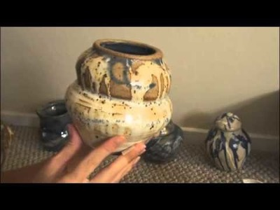 My Pottery Creations [[Ceramics 2011. Hand-thrown Pieces]]