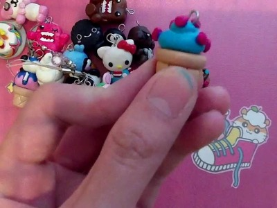 Polymer Clay Charm Video