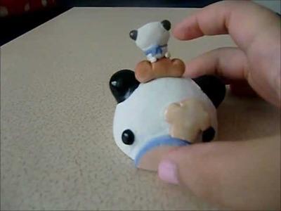 Polymer Clay Tutorial: Pankunchi Figurine !