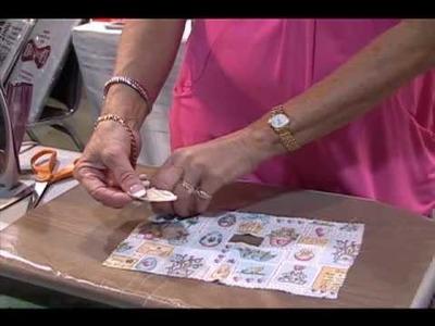 Repair a Hole in Fabric By www.BoNash.com