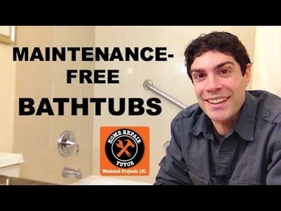 Small Bathroom Renovation Ideas for Bathtubs -- by Home Repair Tutor