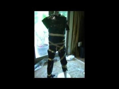 The Dark Knight Rises, Fan made replica  Costume from mysuperheroguy.com