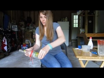 Turn a Bottle Into a Glass