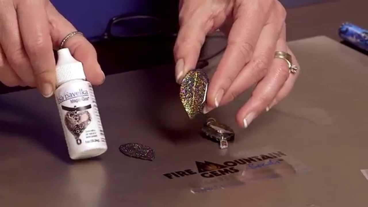 Using Magic Glos® to Create a Glass Like Surface