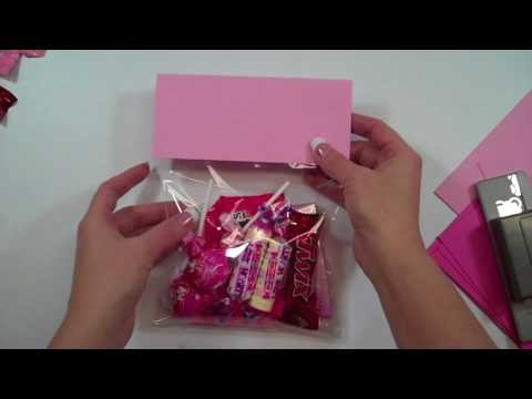 Cricut Episode 169 - Sweethearts Treat Bag