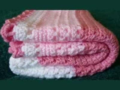 Crochet Babies Blanket