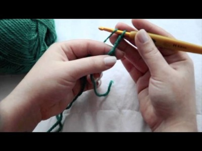 Crochet Heart Tutorial, part 1