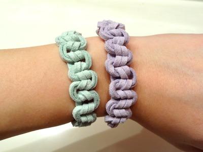 ❥ DIY Reversible Bracelet {EASY}