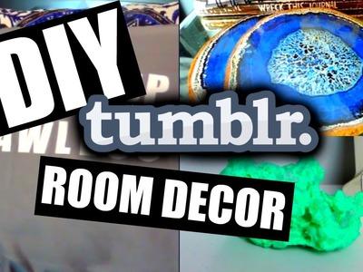 DIY Tumblr Room Decor!!!!!!| 2015