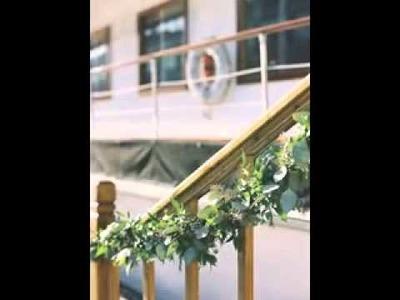 DIY Wedding garland decorating ideas
