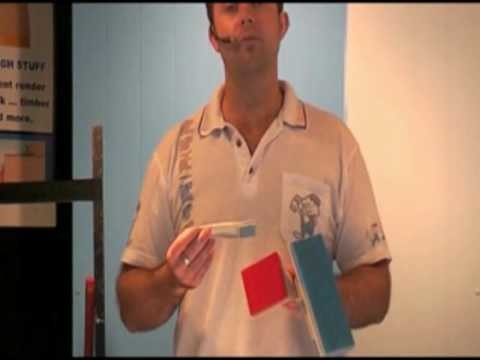 Easi paint part 1- how to paint a flat surface with the EASI PAINT DIY PAINTING KIT