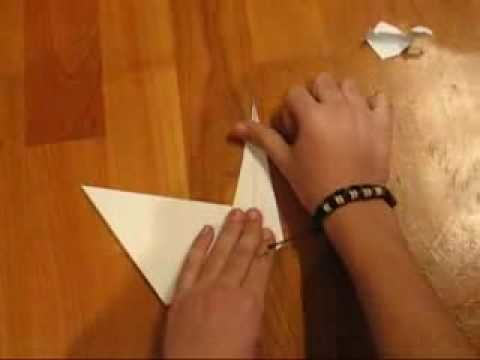 Easy way to make a origami duck