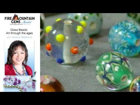 Glass Beads: Art through the ages