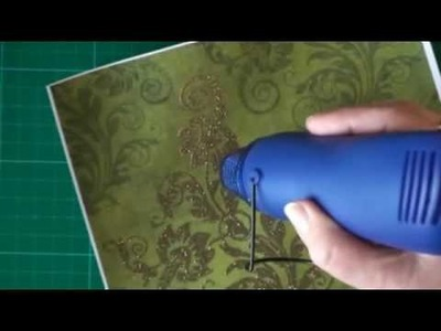 Heat Embossing (card-making-magic.com)