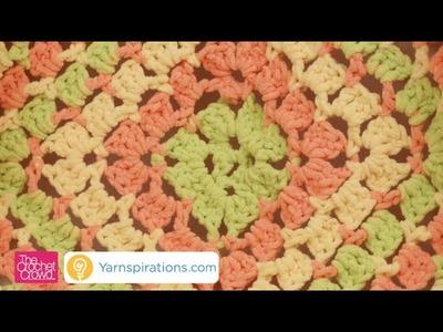 How to Crochet Baby Blanket