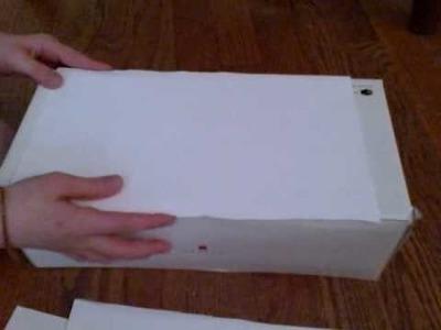 How to make a ag tv for agforag craft contest
