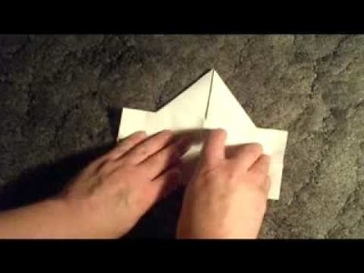 How to make a paper hat