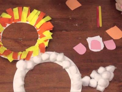 March Craft Ideas for Preschool Children : Crafts for Kids